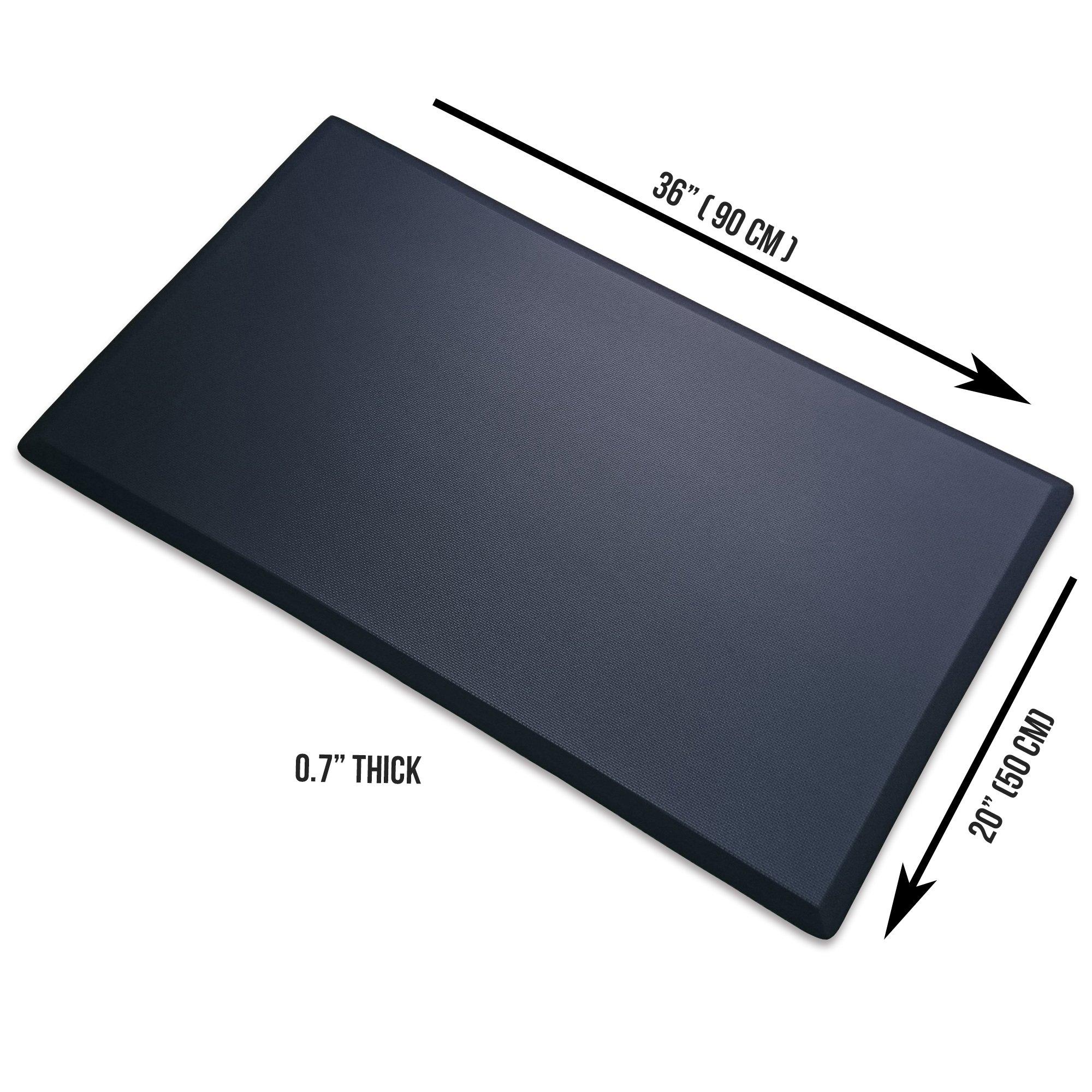 Anti Fatigue Floor Mat Premium Commercial Grade Foam Gel