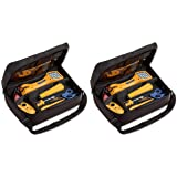 Fluke Networks 11290000 Electrical Contractor Telecom Kit I with TS30 Telephone Test Set (Pack of 2) (Tamaño: Pack of 2)