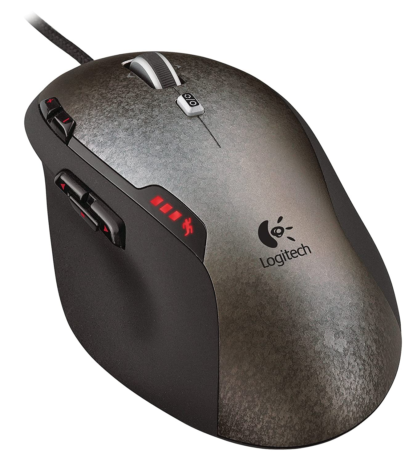 Logitech G500 Programmable Gaming Mouse $37.99