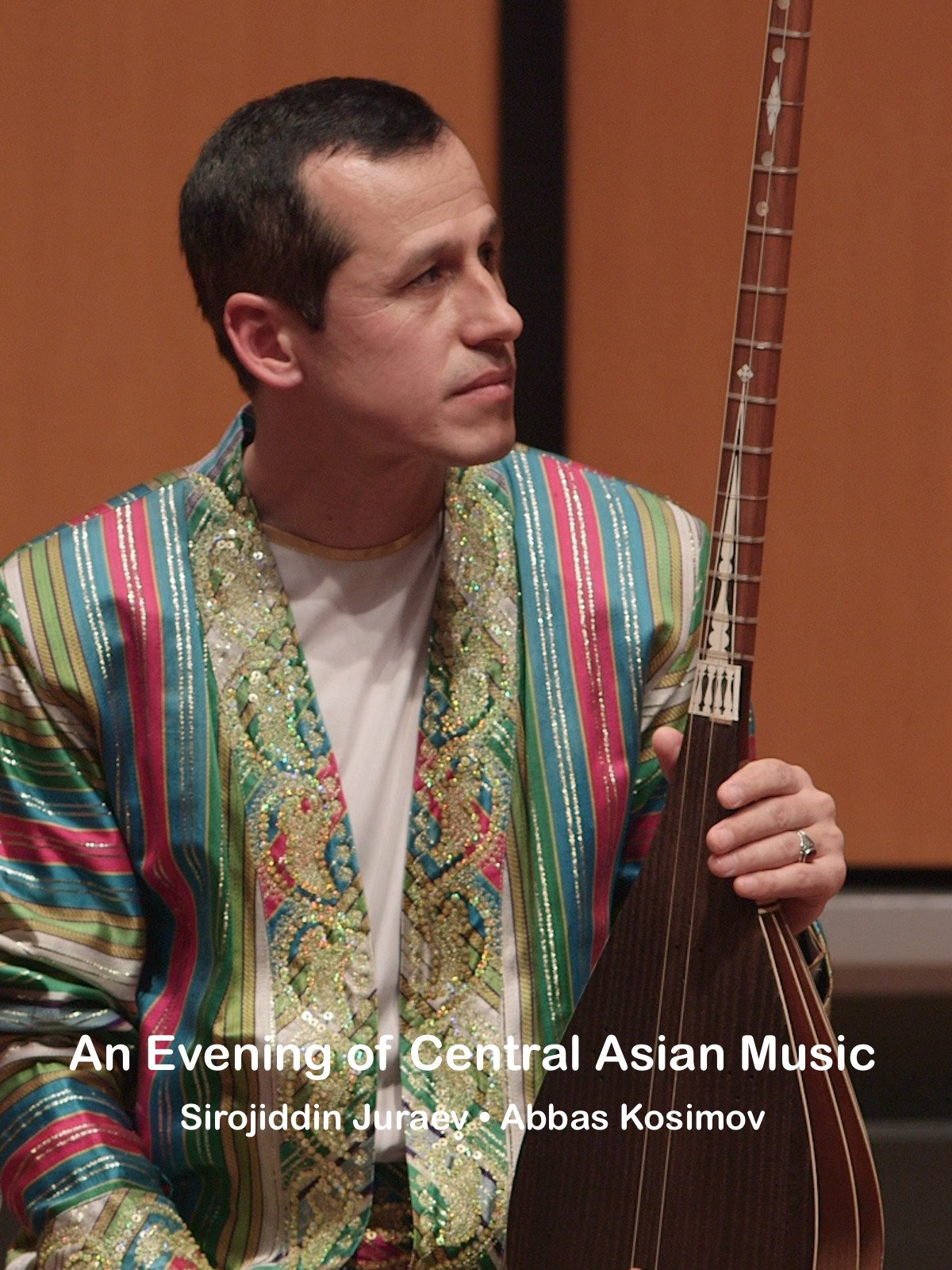 An Evening of Central Asian Music