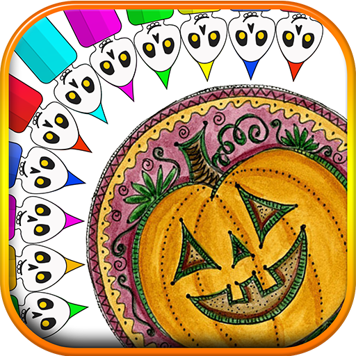 Halloween Mandala Coloring Book (Free Adult Game Apps compare prices)