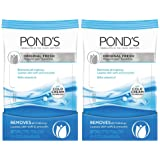Pond's Original Fresh MoistureClean Towelettes, 28 Count (Pack of 2) (Tamaño: Pack of 1)