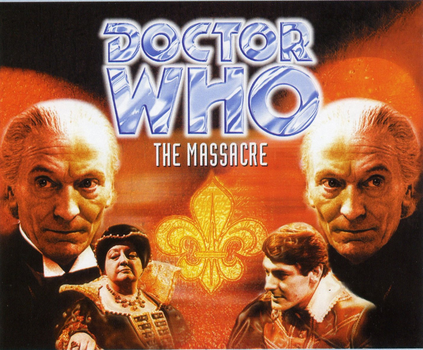 Doctor Who: The Massacre of St. Batholemew's Eve