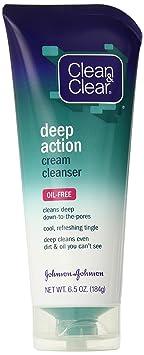 Clean & Clear clear-6.5oz-2pack Arcápolás