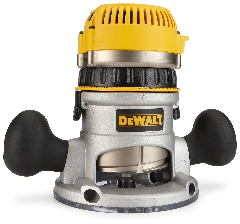 DEWALT DW618PK Plunge