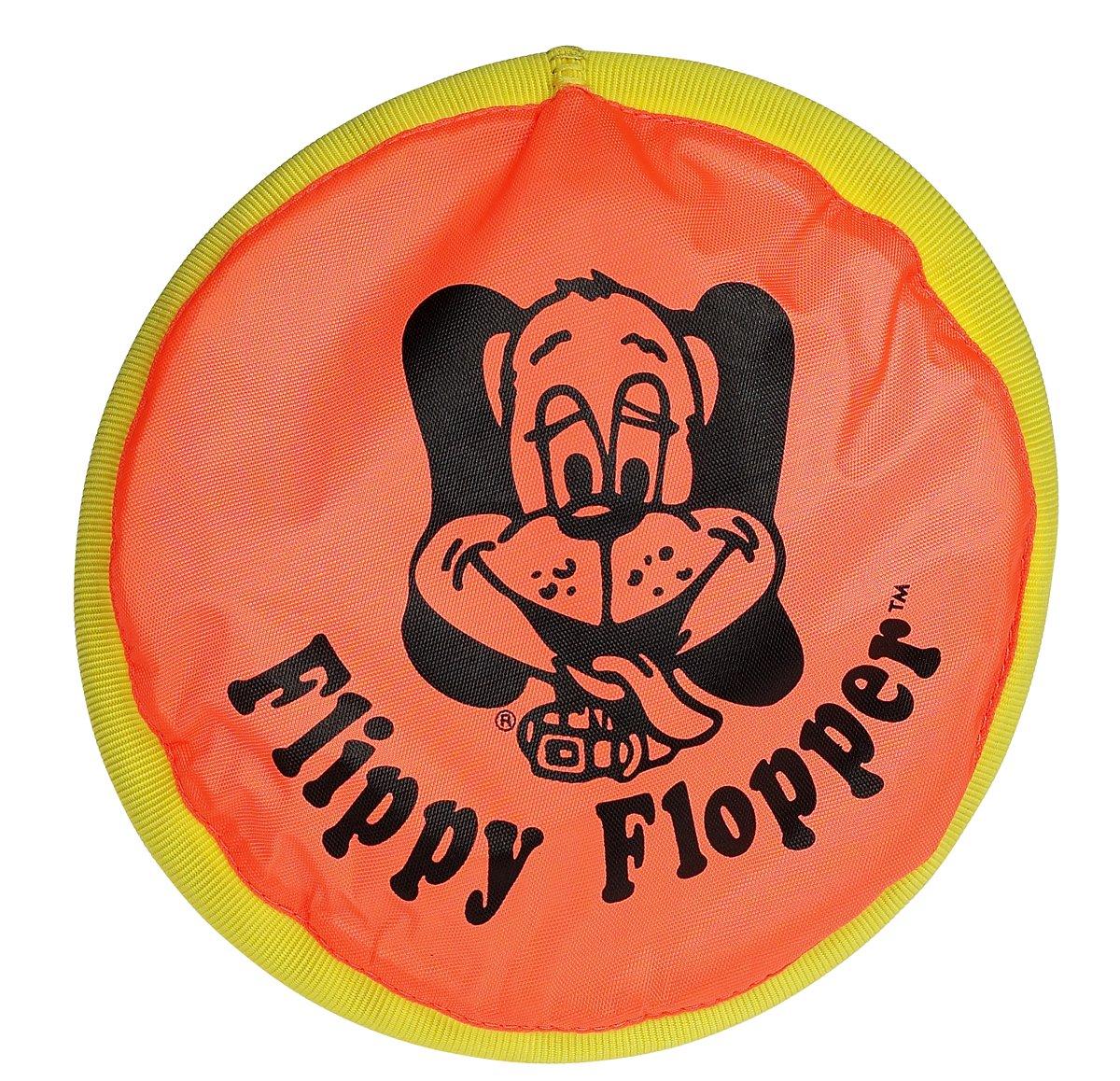 Flippy Floppy Frisbee For Dogs