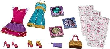 Mattel - V2241 - poupée Barbie Glitter Glam Vac Fashions