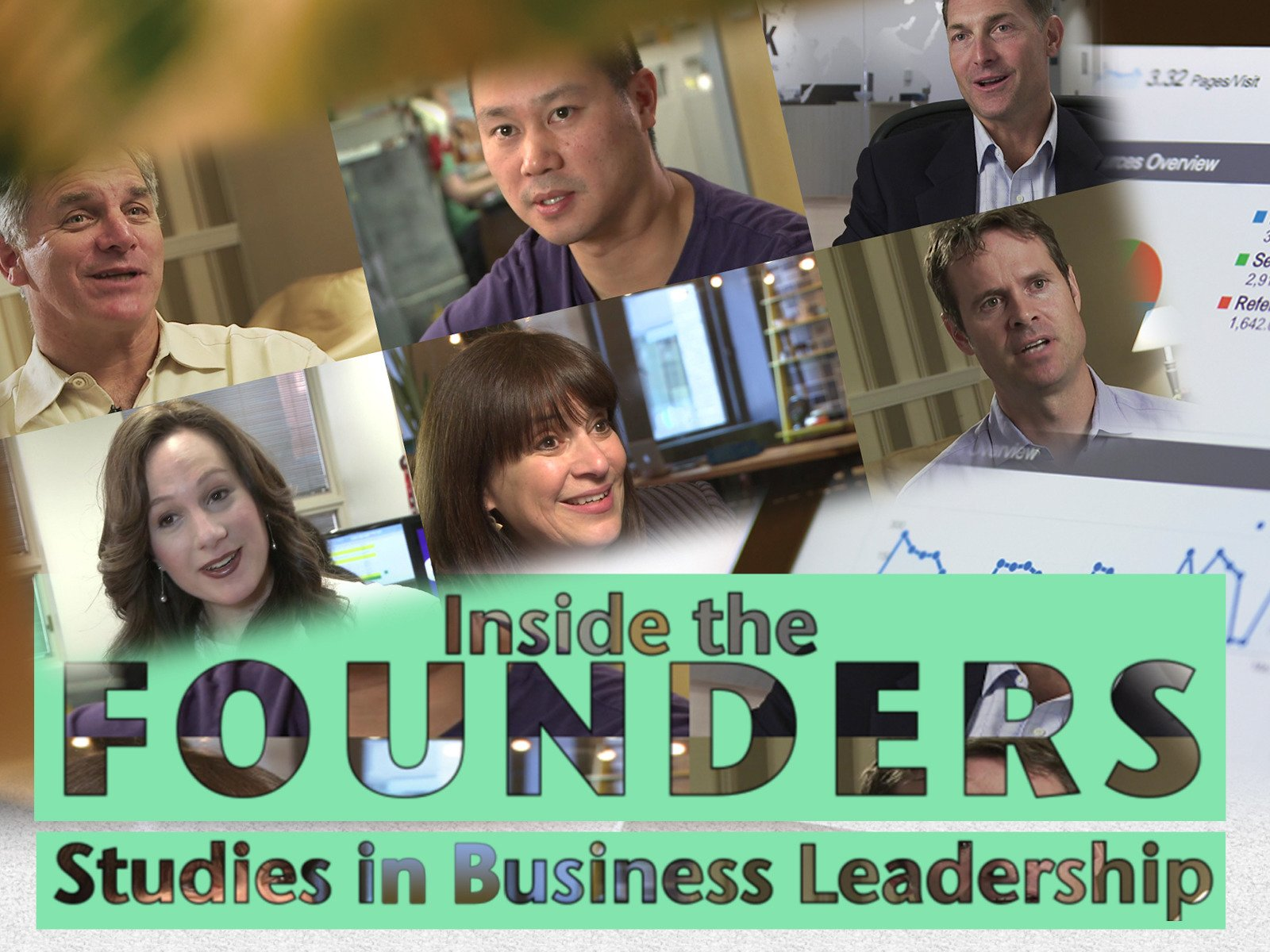 Inside The Founders: Studies In Business Leadership - Season 1
