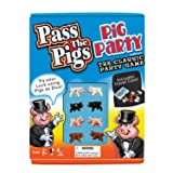 Pass The Pigs (Party Edition) (Colors May Vary) (Color: Multicolor, Tamaño: None)