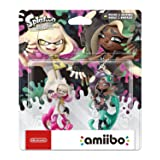 Off the Hook Set amiibo - Pearl and Marina - Splatoon Collection (Nintendo Switch/Nintendo Wii U/Nintendo 3DS) (Exclusive to DigitalWorld1)