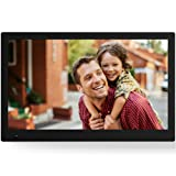 NIX Advance 17.3 Inch Hi-Res Digital Photo & HD Video (720p) Frame with Hu-Motion Sensor & 8GB USB Included (X17B) (Color: Black, Tamaño: 17.3 Inch)