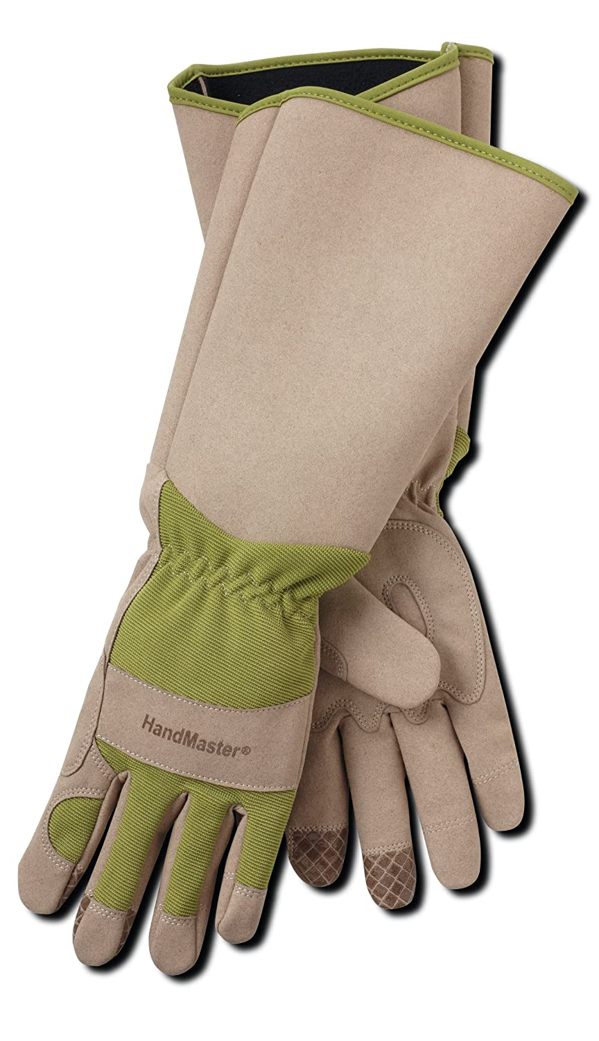 Handmaster bella men s pro rose garden glove large new for Gardening gloves amazon