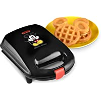 Disney DCM-9 Mickey Mouse Shaped Wafflemaker