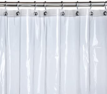 mildew proof shower curtain