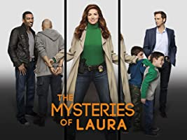 MYSTERIES OF LAURA THE: The Complete First Season [OV]
