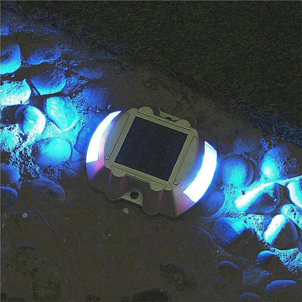 Solar Dock Path Road Lights Marker lighting