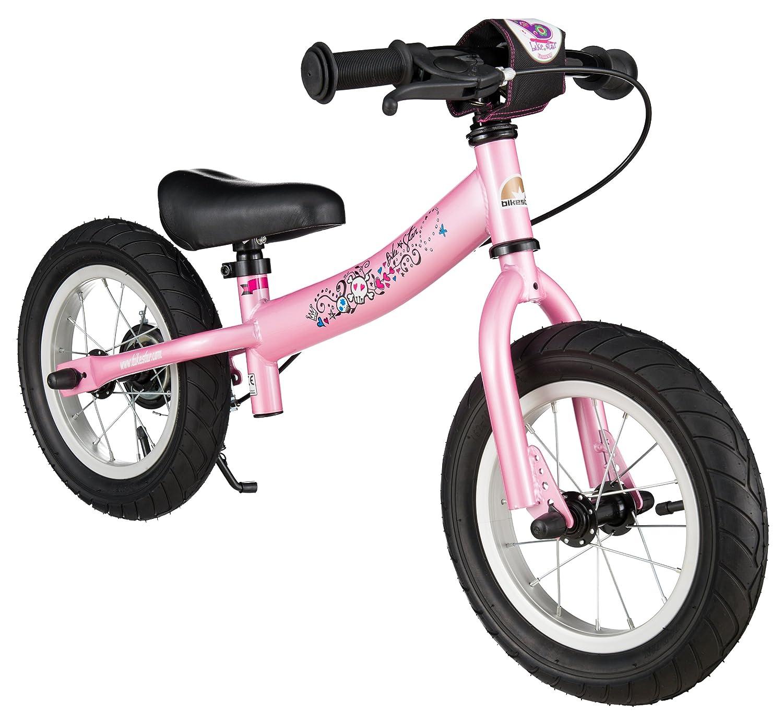 BIKESTAR® Premium Sicherheits-Kinderlaufrad für modebewusste Prinzessinnen ab 3 Jahren ★ 12er Sport Edition ★ Glamour Pink online kaufen