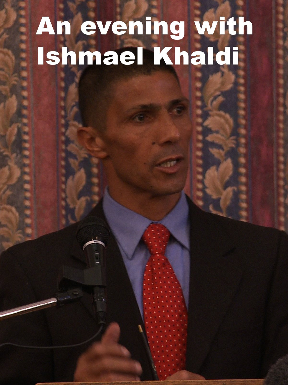 An evening with Ishmael Khaldi on Amazon Prime Instant Video UK