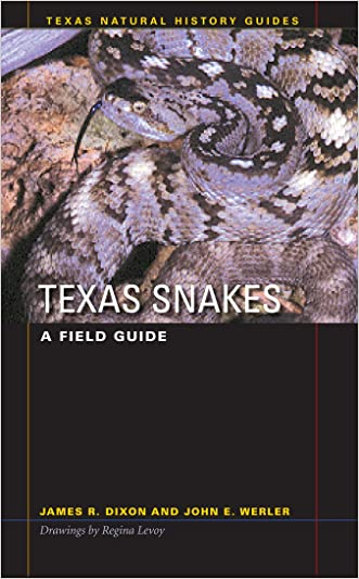 Texas Snakes (Texas Natural History GuidesTM)