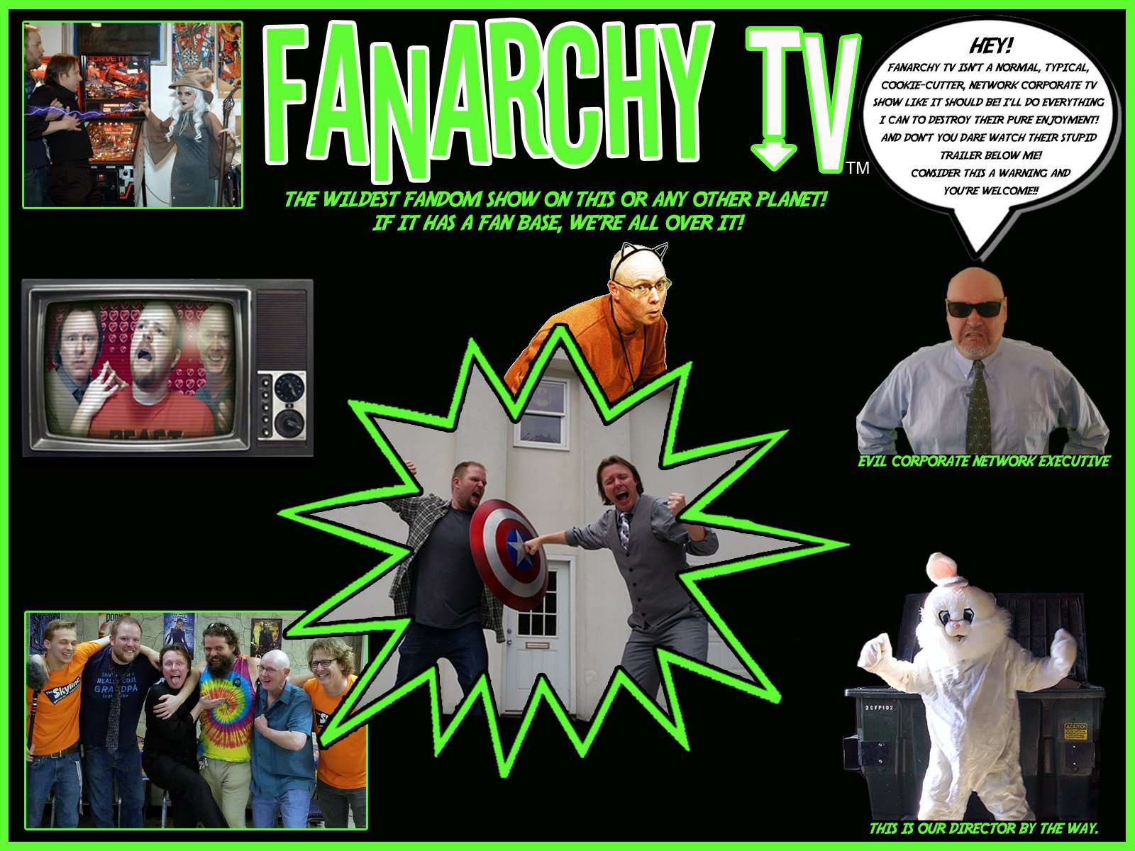 Fanarchy TV - Season 1