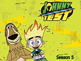Johnny Test Season 5 [HD]