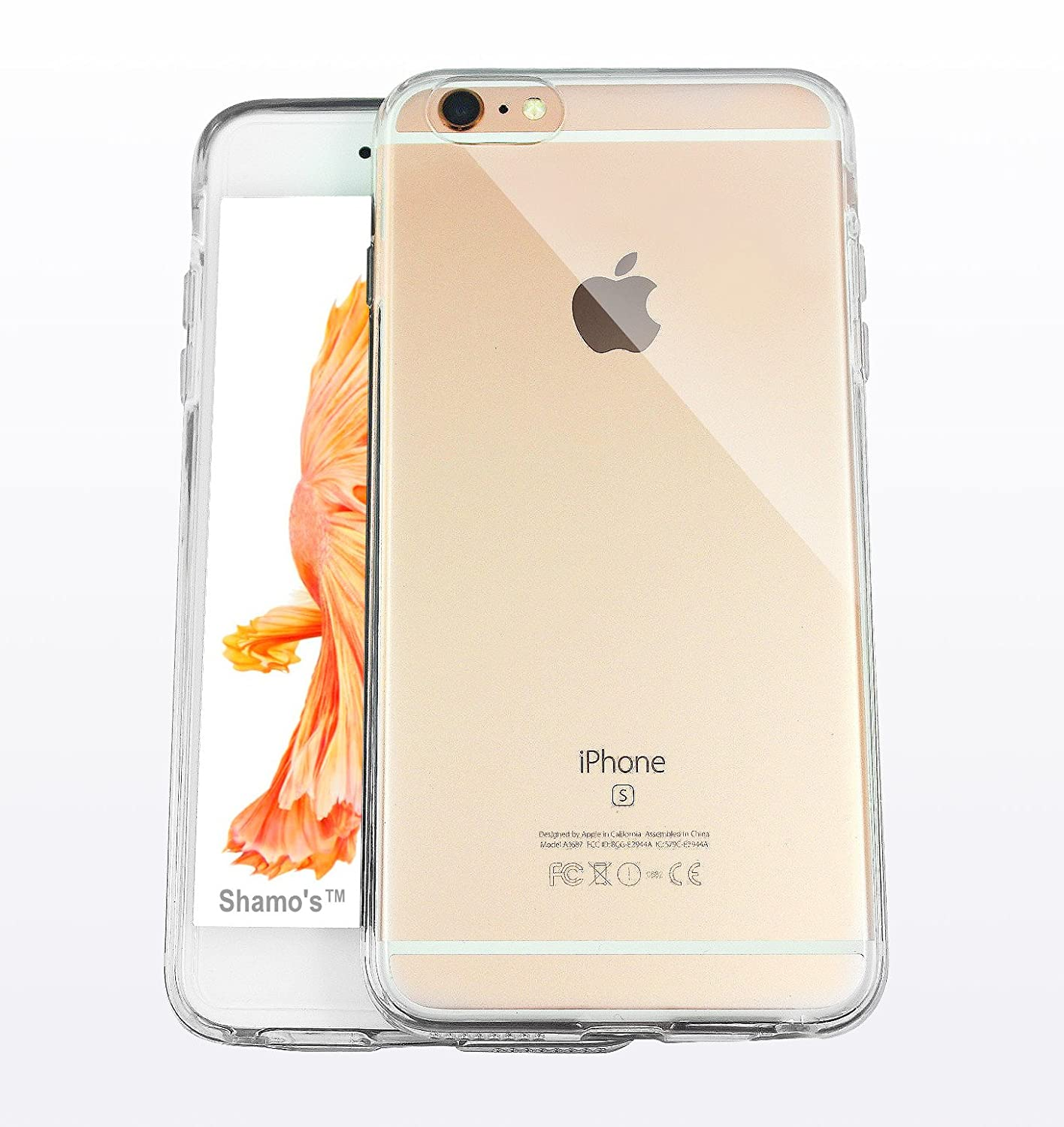 Iphone S Rubber Cover