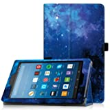 Famavala Folio Case Cover with Auto Wake/Sleep Feature for 8