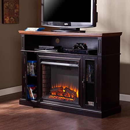 Media Fireplace Home Monaghan Ebony Stain Dark Tobacco Media Electric Fireplace Console Great Prefect for Your Den Livingroom or Even Your Bedroom Tv Room