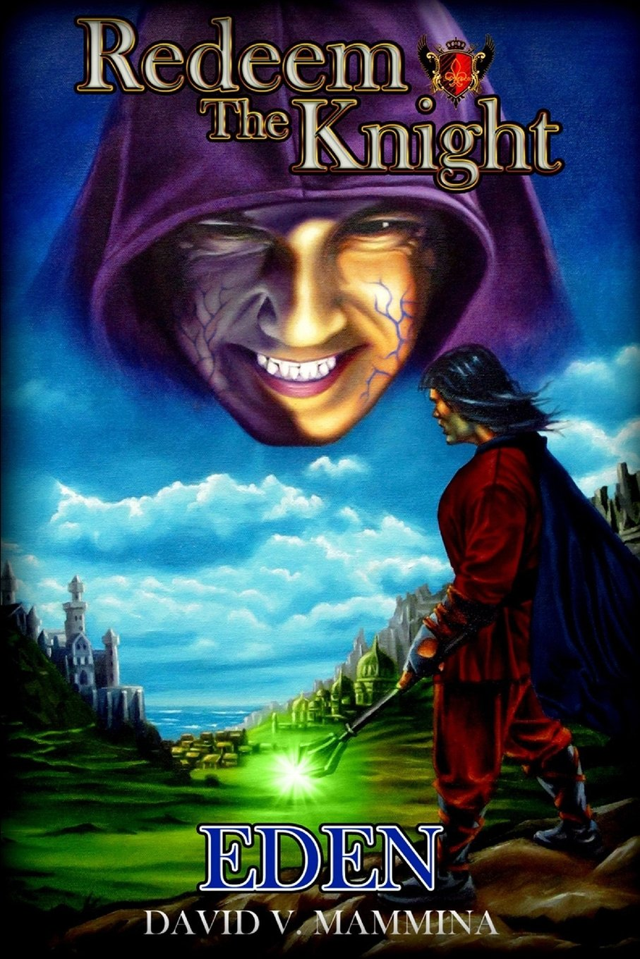 Buy Redeem The Knight: Eden Book Online At Low Prices In India  Redeem The  Knight: Eden Reviews & Ratings  Amazon