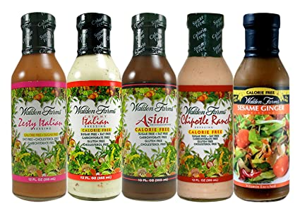 Walden Farms Salad Dressing