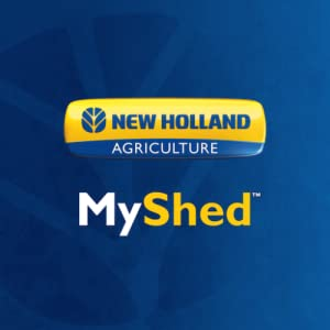Amazon Com My Shedtm For New Holland Agriculture