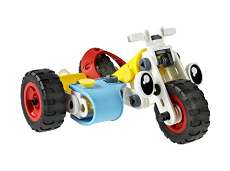 Meccano - 734120 - Jeu de Construction - Side Car