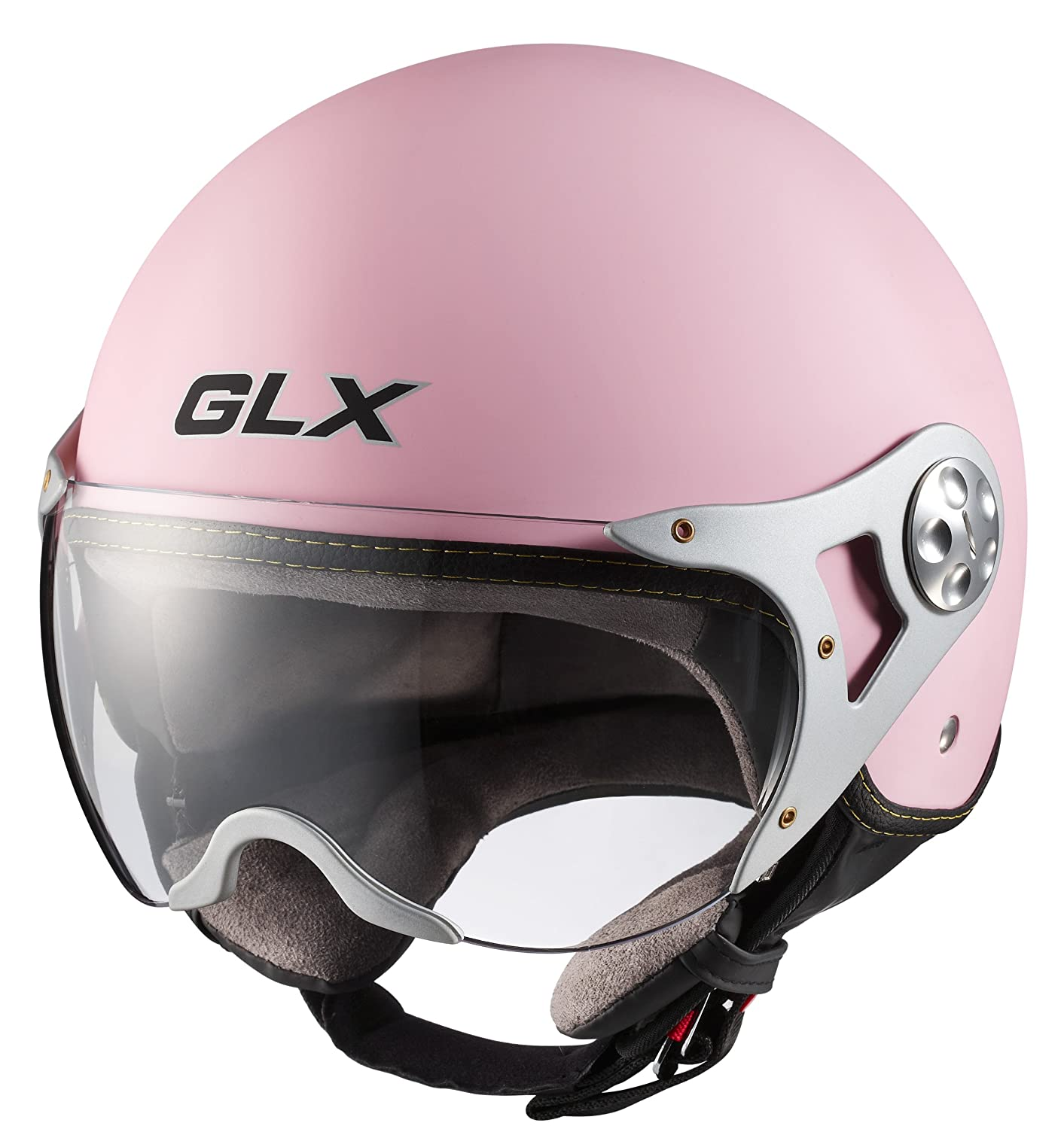 Glx copter style best motorcycle helmets reviews for Best helmet for motor scooter