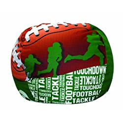 Newco Bean Bag Kids Football 50 Yard Line