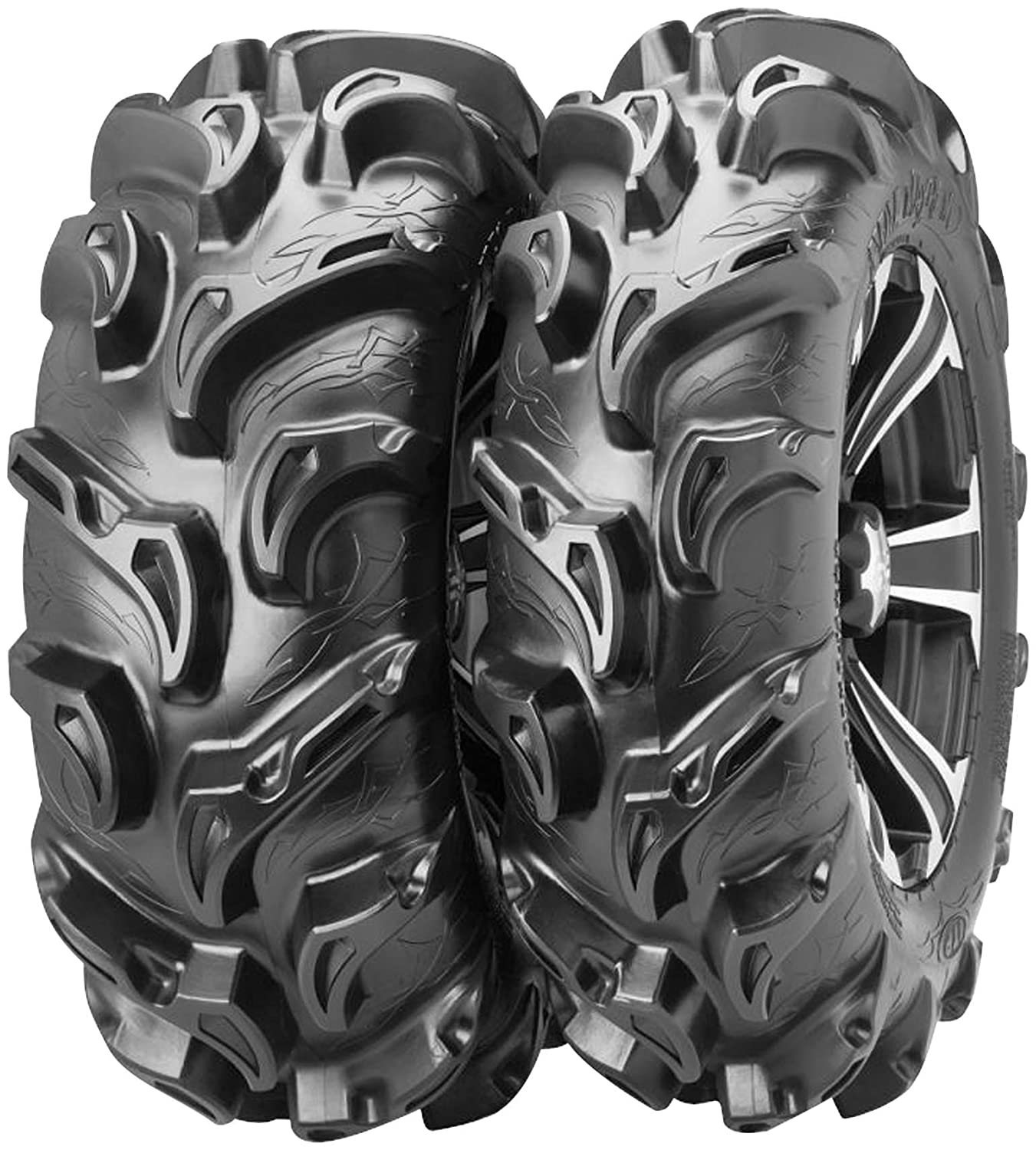 cheap mud tires-ITP Mega Mayhem Mud Terrain ATV Tire