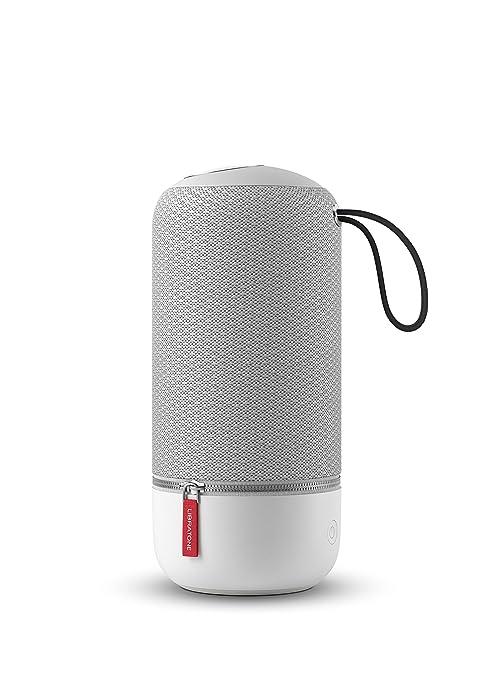 Libratone lH0020010EU2001 zIPP mini haut-parleur sans fil (soundSpaces blautooth, multiroom, airPlay, dLNA, wi-fi gris nuageux