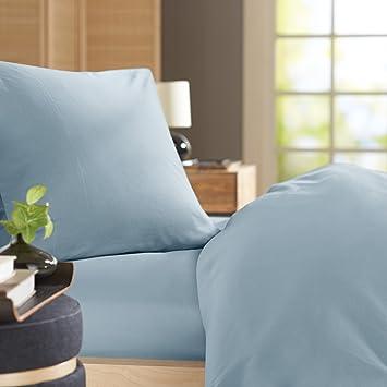 pinzon by amazon amazon parure de lit 39 ultra doux. Black Bedroom Furniture Sets. Home Design Ideas