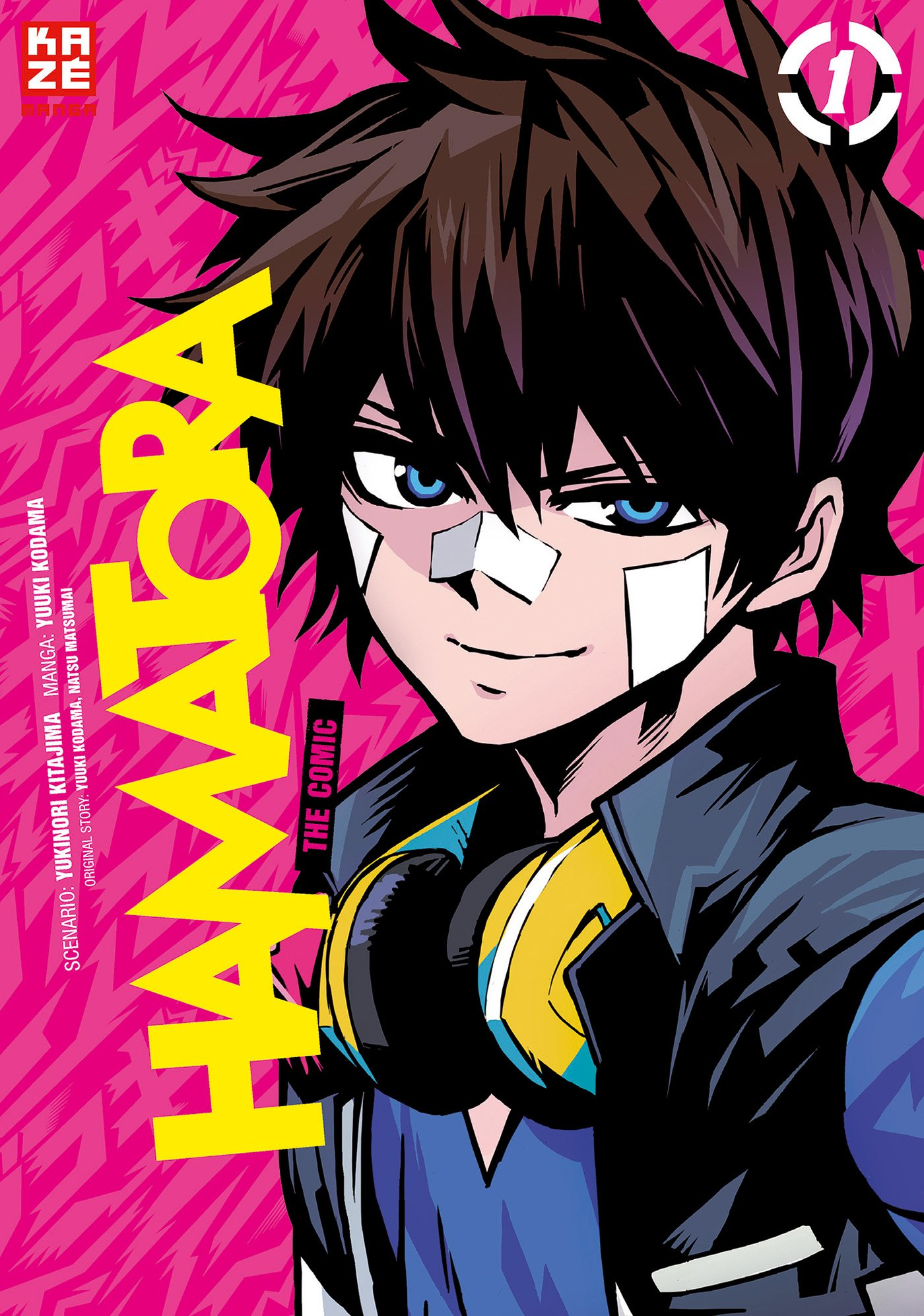 Hamatora, Band 1