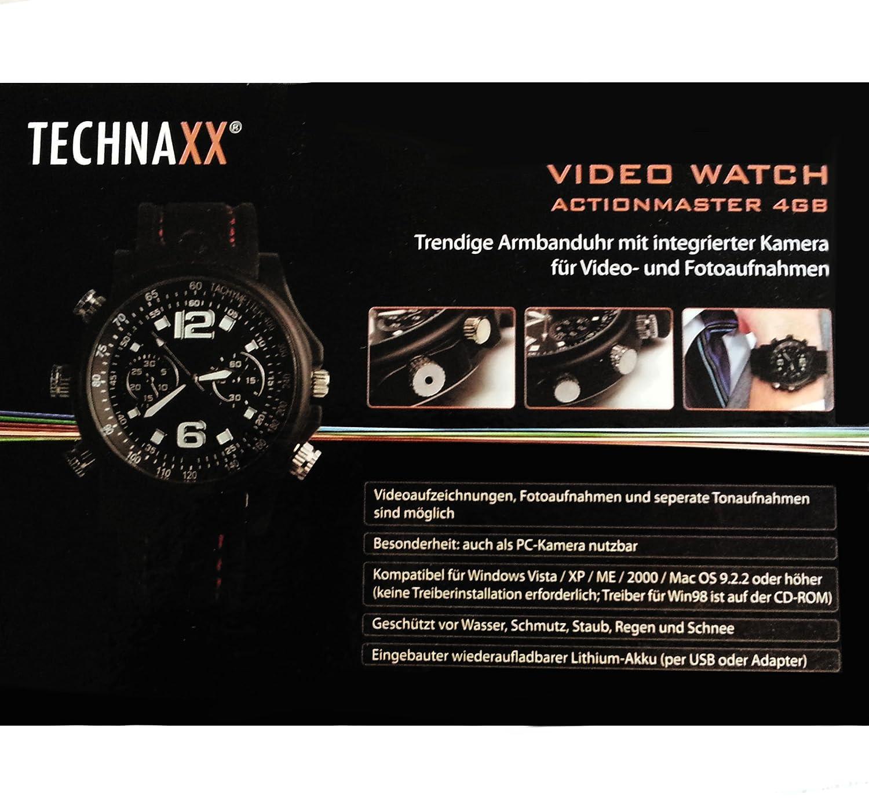 Technaxx Actionmaster TXX3233 Armbanduhr