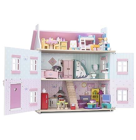 Le Toy van H104s Sophie de maison de poupée avec meubles