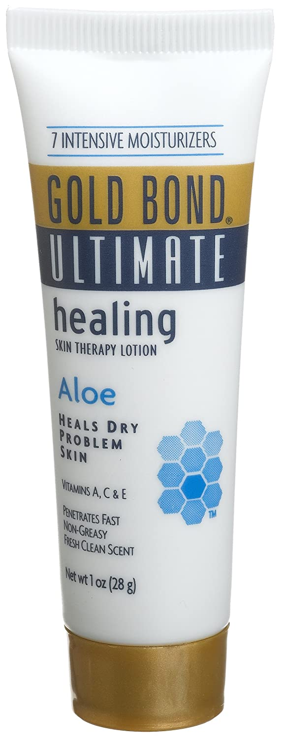 Gold Bond Ultimate Healing Skin Therapy Lotion Aloe 1oz at Sears.com