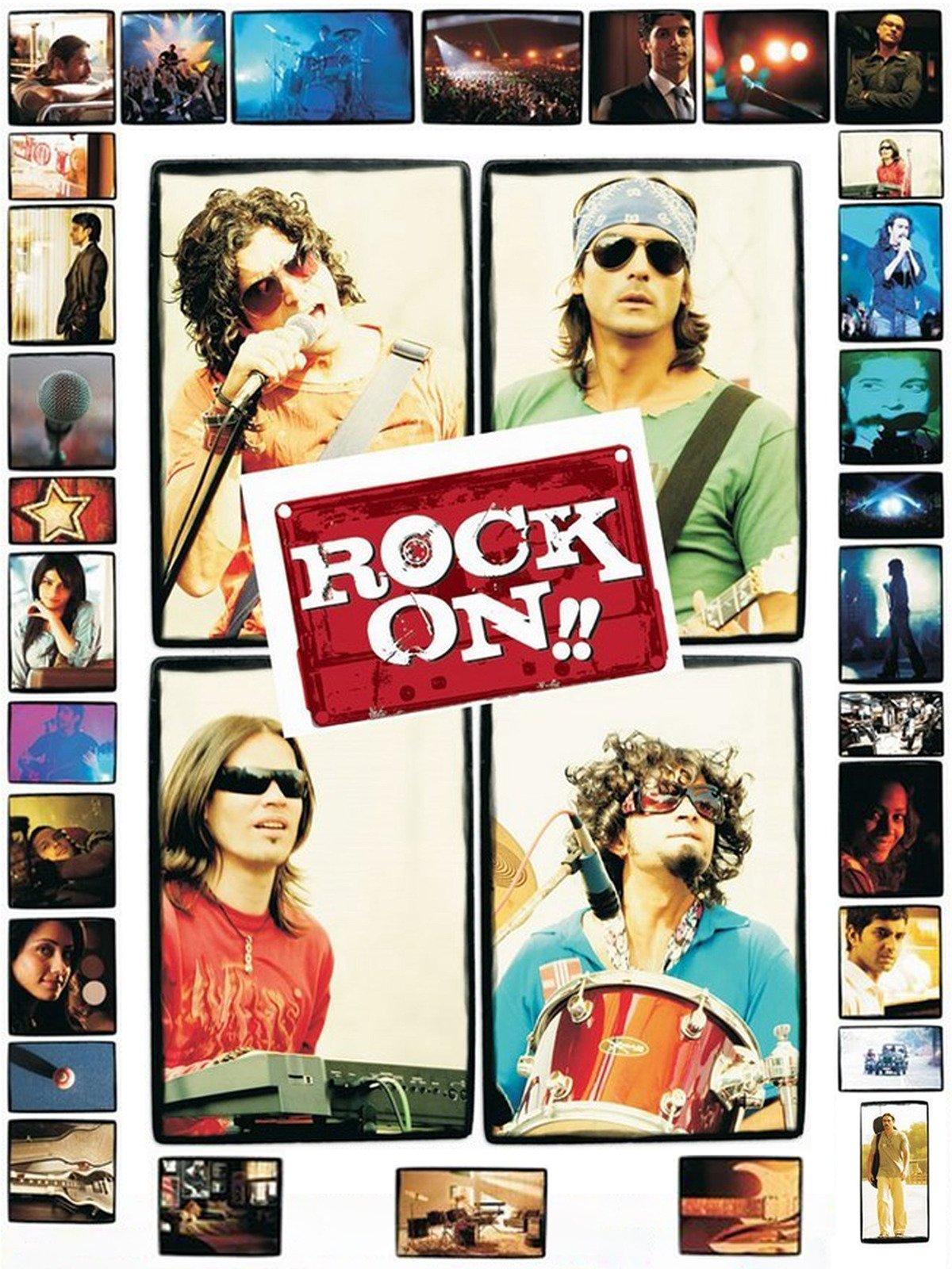 Rock On on Amazon Prime Video UK