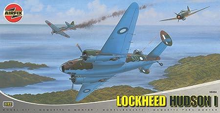 Airfix - A05034 - Maquette - Lockheed Hudson - Echelle 1:72