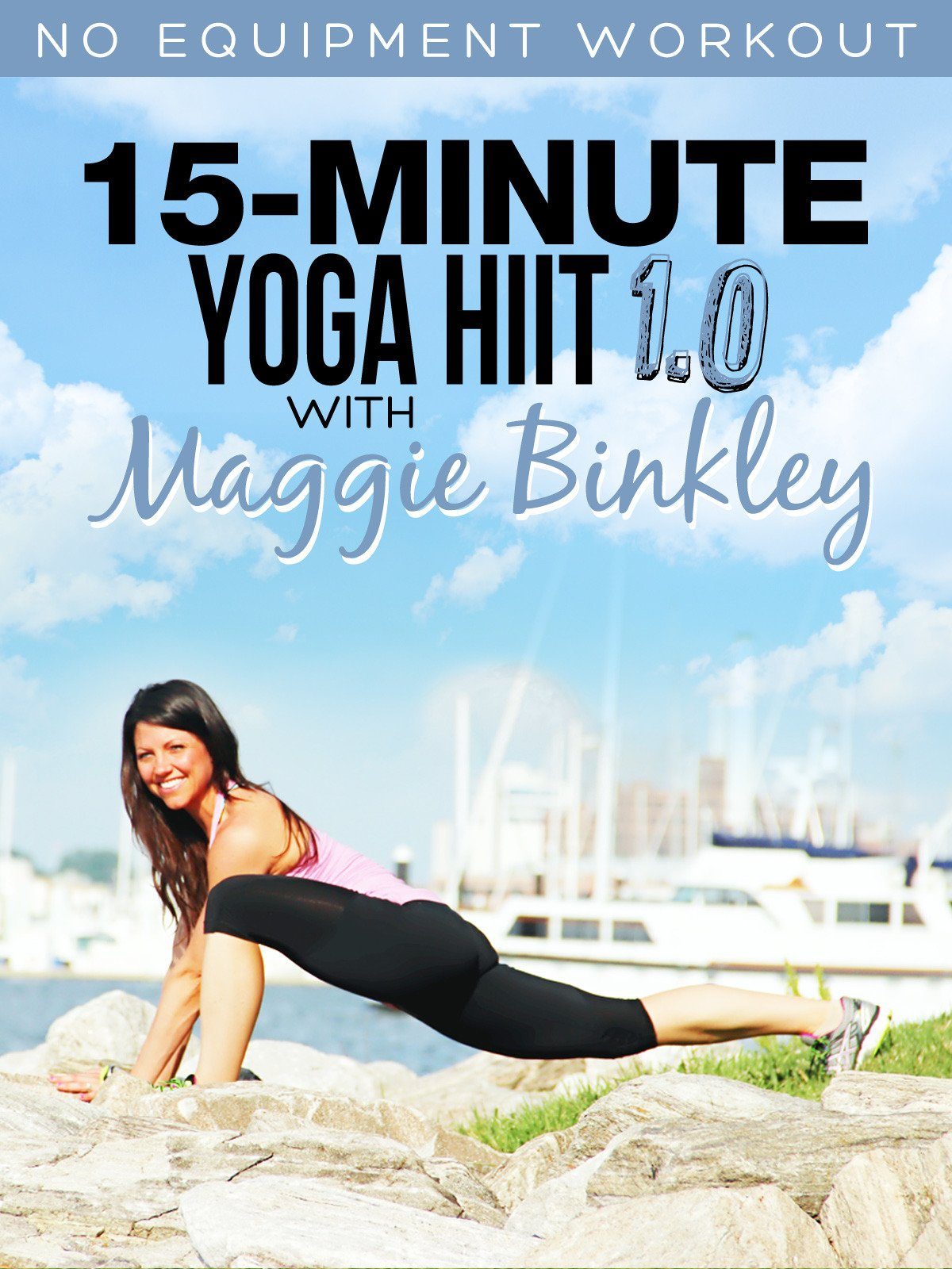 15-Minute Yoga HIIT 1.0 Workout