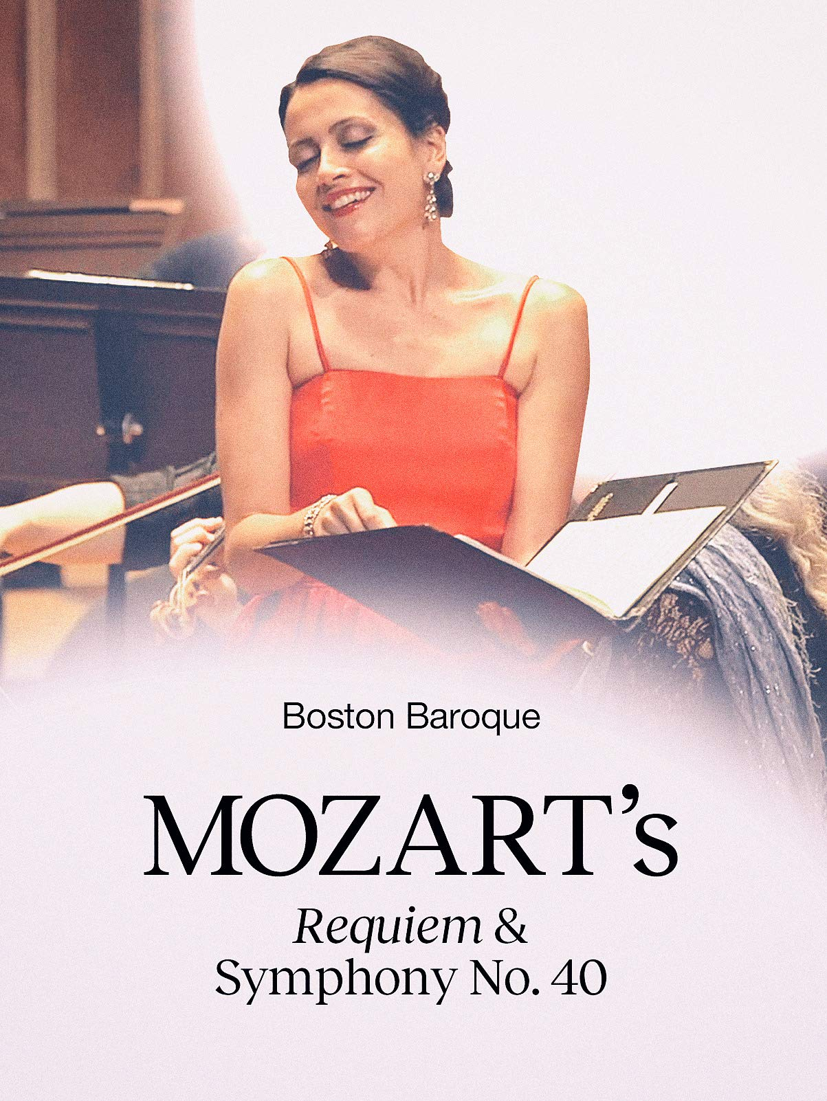 Mozart's Requiem and Symphony No. 40
