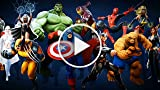 CGR Trailers - MARVEL HEROES Raft Developer Walkthrough