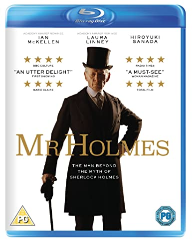 Mr. Holmes (2015)  In Theaters ( BluRay added ) Crime | Mystery
