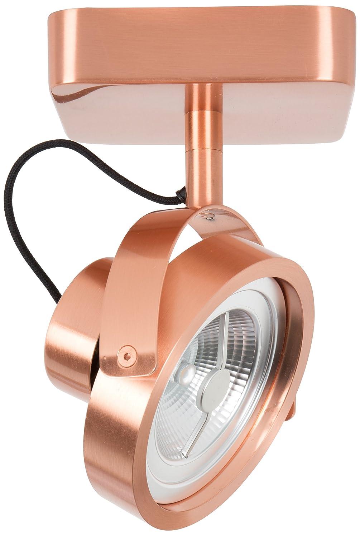 Zuiver 5500010 Spot Light Dice-1 LED, Kupfer