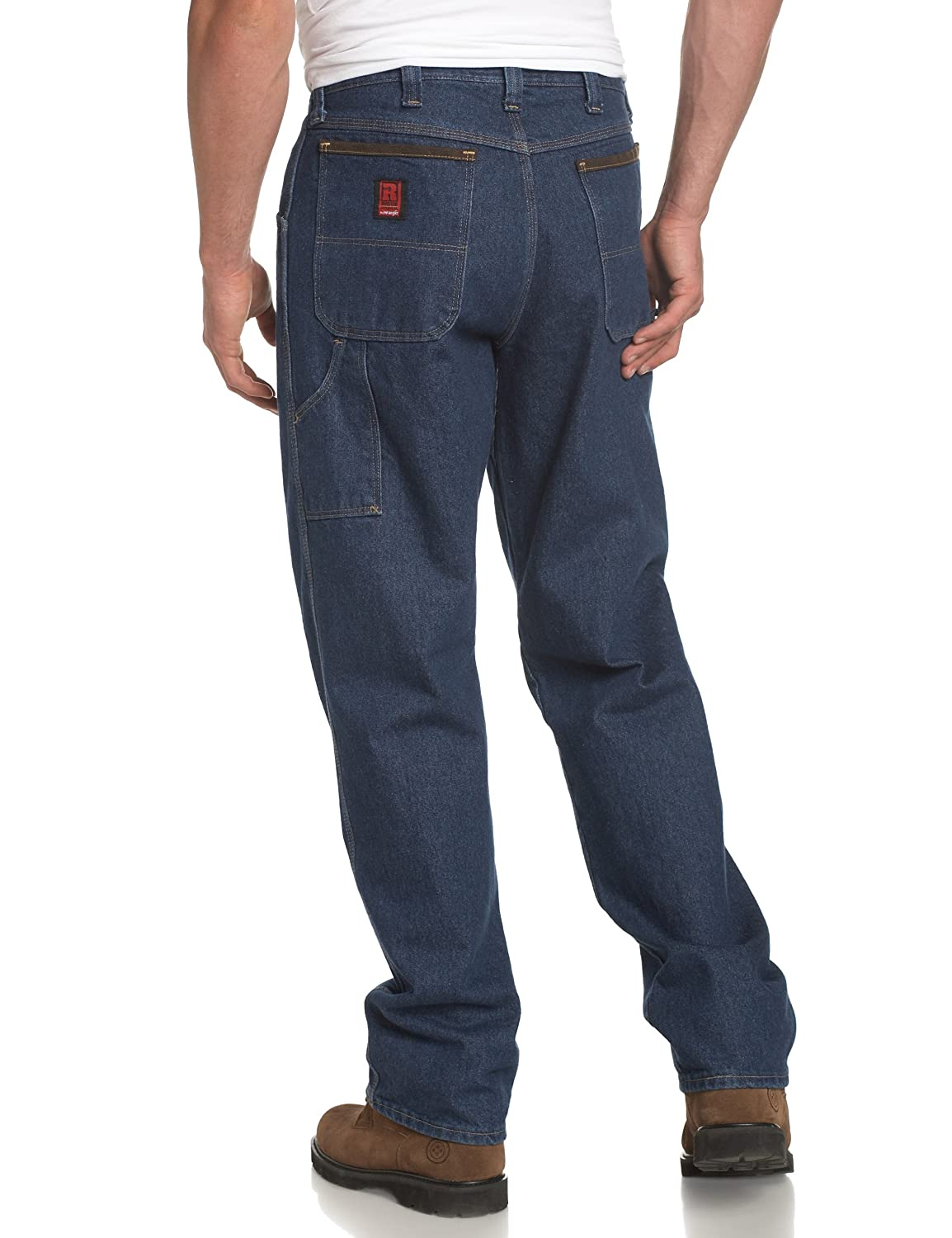 Мужская одежда Riggs Workwear By Wrangler Men's Carpenter Jean