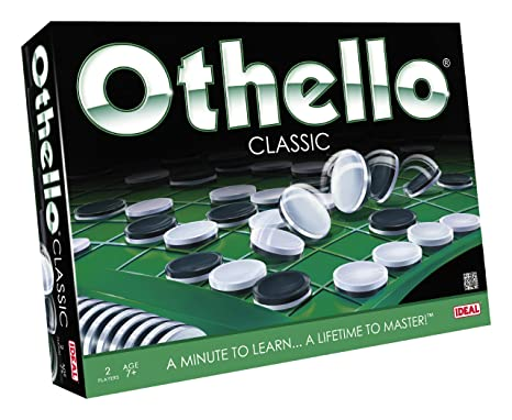 Othello Classic – Jeu de Société Version Anglaise (Import Royaume-Uni)